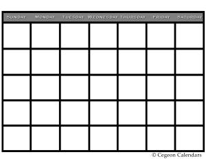 plain_calendar